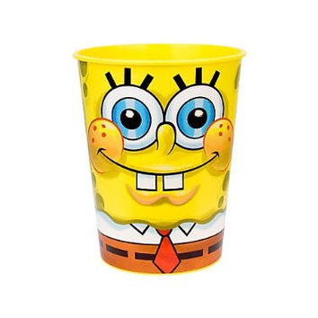 SpongeBob Squarepants Classic 17 oz. Stadium Cups 12 Pack