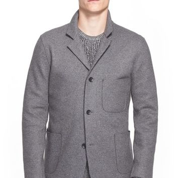 Men's rag & bone 'Kenyon' Knit Wool Blend Sport Coat,