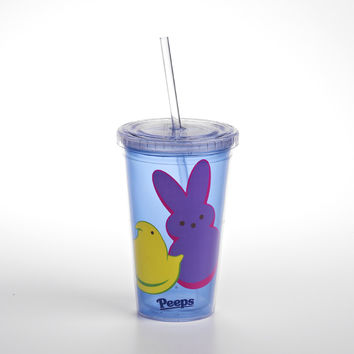 PEEPS & Company Online Candy Store: Shop Now : PEEPS BFF SIGNATURE TUMBLER