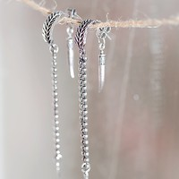 Gimmicks By BKE Feather Earring