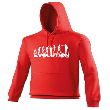 123t USA Evolution Gangster Funny Hoodie