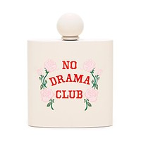 No Drama Club Flask