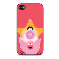 Steven Universe and Lion Cartoon Iphone 4S Cases
