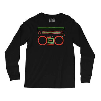 a tribe called quest   speaker hip hop the cutting edge Long Sleeve Shirts