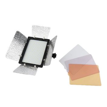 Photographic Lamp LED Lamp Video Light Photo Lighting On Camera 23W 6300K For Sony NP-F Series Camcorder Camera