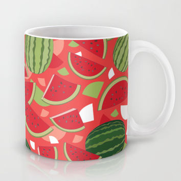 Watermelon Mug by Ornaart