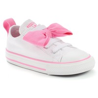 Converse Betty Bow Toddler Girls' Sneakers (White)