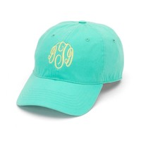 NEW Mint Preppy Baseball Cap