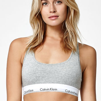 f5850a2c89480 Calvin Klein Modern Cotton Sports Bra at from PacSun