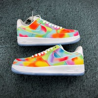 Nike Air Force 1 Low Summer Of Peace Af1 Low Sneakers - Best Online Sale