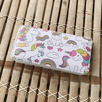 UNICORN WALLET- WHT