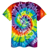 Mickey Mouse Walt Disney World Tie-Dye Tee for Adults