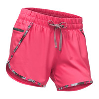 Women's Class V Shorts in Honeysuckle Pink by The North Face - FINAL SALE