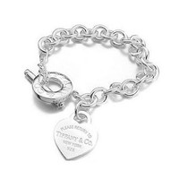 TIFFANY Women Fashion Chain Bracelet Jewelry