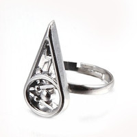 Fashionable Trend Alloy Men's Ring
