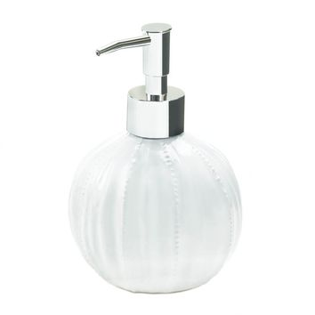 Pure Ceramic Soap Dispenser