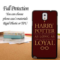 Harry Potter Quote phone Case iPhone 6 / 5c / 5/5s / 4/4s, Galaxy S6, S5, S4, S3, Xperia Z,Z1,Z2 cases