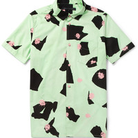 Marc by Marc Jacobs - Printed Short-Sleeved Cotton Shirt | MR PORTER