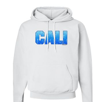 Cali Ocean Bubbles Hoodie Sweatshirt  by TooLoud