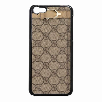 gucci cream leather trim 59486f15-51d2-415d-9ef3-d2c53a12992d FOR iPhone 5C CASE *NP*