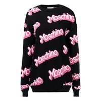 Long Sleeve Sweater Women - Moschino Online Store