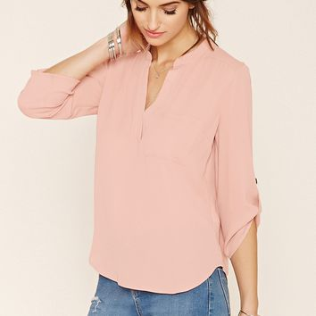 Contemporary Popover Top