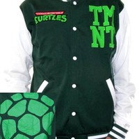 Teenage Mutant Ninja Turtles Varsity Jacket - Shell