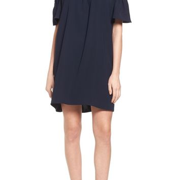 Pleione Off the Shoulder Dress (Regular & Petite) | Nordstrom