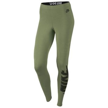 Nike Irreverent Leggings - Women's at Lady Foot Locker