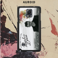 Panic At The Disco Samsung Galaxy Note 4 Case Auroid