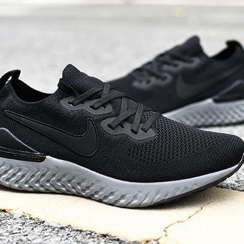 HCXX 19Aug 550 Nike Epic React Flyknit 2 BQ8928 Mesh Sneaker Breathable Casual Running Shoes