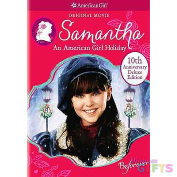 SAMANTHA-AMERICAN GIRL HOLIDAY (DVD/10TH ANNIVERSARY/DELUXE ED)