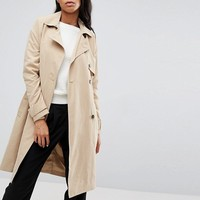 Samsoe & Samsoe Theon Trench Coat at asos.com
