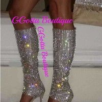 GGotta's Elegant Shiny High heels