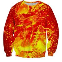 Special Edition Chakra Ninja Way Sweater