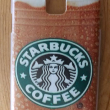 Starbucks coffee drink Case For Samsung Galaxy s5 S5  fitted hard case Hipster