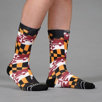 Maryland Beast Soft Socks