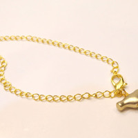 Little Bird Gold-Plated Bracelet