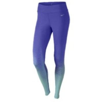 Nike Dri-FIT Forever Gradient Tights - Women's at Lady Foot Locker