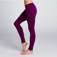 Beyond Yoga Lattice Trim Long Legging