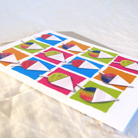 Greeting Card Shave Ice or Snow Cone, Blank Inside 5x7