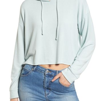 Cotton Emporium | Cozy Crop Hoodie | Nordstrom Rack