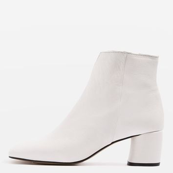 MARILO Cut Out Ankle Boots | Topshop