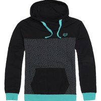 Fox Bronson Fleece Hoodie - Mens Hoodie - Black