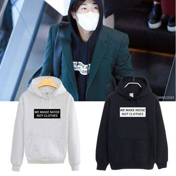 ALLKPOPER Kpop Infinite Cap Hoodie 2nd WORLD TOUR Unisex SungGyu Sweatershirt Coat
