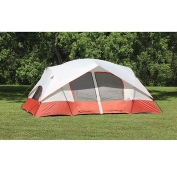 Texsport-First Gear Bull Canyon Two-Room Cabin Dome Tent