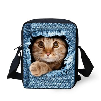 Backpack Bags Ladies Cat bag