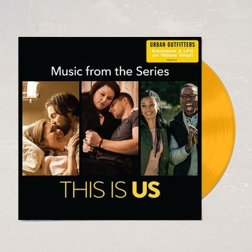 Various Artists - This Is Us Soundtrack Limited 2XLP | Urban Outfitters