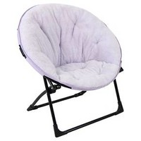 Fuzzy Kids Saucer Chair - Pillowfort™