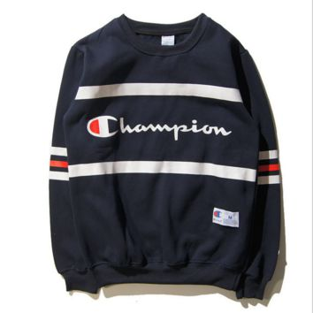 Champions of ledger sweethearts outfit sweater Black